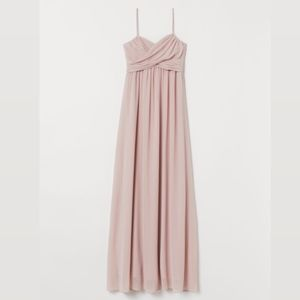 NWT Blush Formal Gown